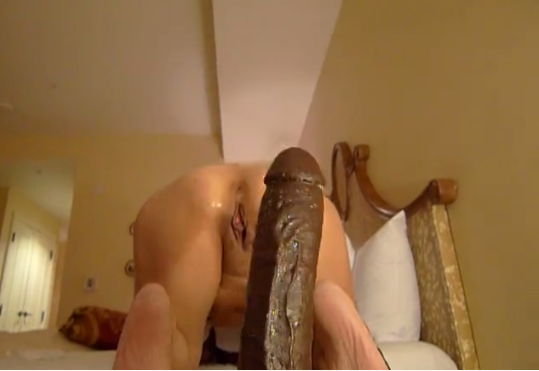 young swallowing cum